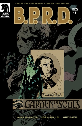 B.P.R.D.: Garden of Souls #1-#5 Bundle image