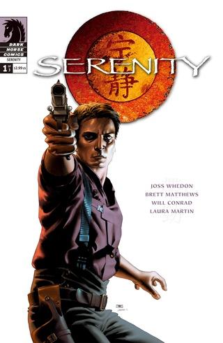 Serenity: Those Left Behind #1 image